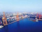龙口港粮食吞吐量突破百万吨